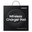 Samsung (SAMSUNG) original wireless charger sixth generation fast charger (15W QI protocol) universal smart watch / Apple with Type-C charger white