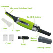 Men's Electric Personal Hair Trimmer For Ear Nose Neck Hair Clipper With LED Light