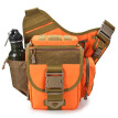 Outdoor Saddle Bag SLR Camera Bag Multifunctional Single Shoulder Water-resistant Backpack Camouflage Waist Pack