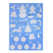 〖Follure〗Christmas Luminous Glowing Temporary Tattoo Stickers Waterproof Party Favor