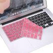"Silicone Ultra-thin Keyboard Protective Film Cover Skin US layout for MacBook Pro 15.4"" Retina"