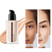 Natural Cosmetic Color Changing Liquid Foundation Cream Base Makeup Matte Finish Make Up Liquid Concealer Waterproof