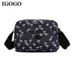 New Mini Bag with Oxford Nylon Bag on Single Shoulder Bag of Fabric Bag Women's Canvas