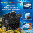Meikon 130ft/40m Underwater Camera Housing Diving Camera Waterproof Case for Canon EOS 5D Mark III 5D Mark IV