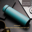 Stainless Steel Water Bottle 500ml Vacuum Insulated Water Bottle Keeps Cold Hot for 24 hours