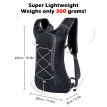Breathable Ultralight Bicycle Backpack Outdoor Sport Cycling Camping Hiking Running Hydration Pack Bag with with 2L Water Bladder