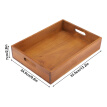 Greensen Retro Natural Hollow Garden Flower Wooden Planter Pot Box