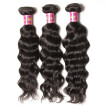 UNice 8A Indian Virgin Human Hair Extensions Natural Wave 300g US Stock