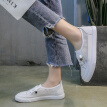Summer sneakers with small white shoes