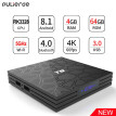 T9 Android BOX 8.1 TV Box 4G + 64G WIFI -RockChip3328 A53 4K супер устройство