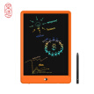 J.ZAO JZ10LC Electronic drawing tablet , orange, with color display