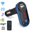 〖Follure〗Bluetooth Wireless FM Transmitter MP3 Player Handsfree Car Kit USB TF SD Remote