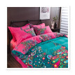 Fashion new simple cotton bed four-piece