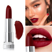 Sexy 9 Colors Silky Matte Lipstick Makeup Waterproof Pigmented Lip Stick Long-lasting Lips Make Up Cosmetics