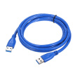 USB 3.0 Extension Cable Male to Male Cable Type A Cord 5Gbps Fast Speed for Data Transfer Hard Drive Enclosures Printers Modems Ca