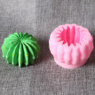 DIY 3D Mini Cactus Balls Silicone Mold Cake Decorating Tools Kitchen Accessories Cookie Chocolate Baking Mould Bakeware Supplies