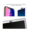 Ultra thin WebCam Cover Shutter Magnet Slider Universal Lens Camera Cover Sticker for Web Laptop iPad PC Mac Tablet Privacy Sticke