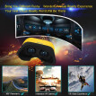 Bao Feng Mo Jing XD-4 VR Virtual Reality Glasses 3D VR Glasses Headset 3D Movie Game Universal for Android iOS Smart Phones within