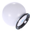 SGA-DB150 Universal Speedlite Flash Bounce Photography Diffuser Soft Ball Dome Softbox for Nikon Canon Yongnuo Godox Sigma Andoer