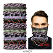 Travel China Seamless Variety Cycling Scarf Scarf Tactics Outdoor Sun Protection Bib Face Mask