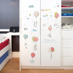 〖Follure〗DIY Cute Cartoon Background Wall Becoration Wall Stickers Personalized