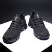 Summer breathable men's shoes thin all-black socks sport leisure small white Baitie Flying Tide Weaving Shoes
