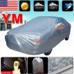 Full Auto Cover Waterproof Outdoor Dustproof Snow Rain Heat Resistant Breathable