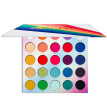 25-color Eyeshadow Palette Glitter Eyeshadow Makeup Pallete Matte Eye shadow Palette Shimmer and Shine Diamond Eyeshadow Powder