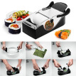 1 Set Magic Sushi Roll Maker DIY Rice Roller Mold Perfect Cutter Easy Sushi Making Machine Kitchen Gadget Kitchen supplies