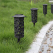 Gobestart Solar LED Path Lighting Landscape Lights Lawn Light Garden Decoration Light 4PC