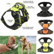 UK No-pull Dog Harness Outdoor Adventure Pet Vest Padded Handle S M L XL XXL