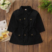Baby Girls Boys Kids Jacket Coat Autumn Winter Warm Children Tops Suits Clothes