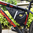 Cycling Front Bag Waterproof Outdoor Triangle Bicycle Front Tube Frame Bag Mountain Bike Pouch Frame Bag  Accessories