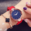 Online celebrity college wind star air lady watch female watch student dream Korean version simple fashion trend new style
