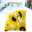 45cm Yellow Cushion Cover Pillow Case Sofa Home Living room Decor, Yellow Pillow Cover, Pillow Case