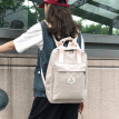 Korean version of schoolbags for students of ulzzang high school insfengshuanya campus shoulder bag tide brand women's Japanese De