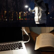 Xiaomi Mijia LED Portable Light USB Light Flexible Small Lamp with Switch For Powerbank Laptop Enhanced Edition