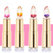 Dry Flower Jelly Lipstick Transparent Natural Red Temperature Color Change Long-lasting Moisturizer Flower Lipsticks Makeup