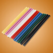 Greensen 10Pcs/set 7 * 150mm Colorful Hot Melt Glue Adhesive DIY Craft Sticks for 20W Small Power Gun