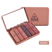 6pcs/set matte lipstick waterproof long lasting lip kit makeup set Pigment Natural Easy to Wear