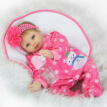 21in Reborn Doll Rebirth Baby Kids Gift Cloth Material Body