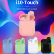 i15 i10 Touch Earphones Wireless Bluetooth 5.0 Earbuds Wireless Charge touch control Headset for iPhone pk i12 i11 i13 i9tws