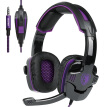SADES SA-930 3.5mm Gaming Headsets with Mic Noise Cancellation Stereo Music Headphones Volume Control for Laptop Tablet PC Mobile