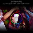2187 Smart WIFI LED Bulb WIFI Light RGB Multicolor LED Bulb 7W E26/27 Dimmable Light Phone Remote Control Compatible with Alexa Go