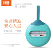 Rikang (rikang) water temperature gauge baby shower thermometer baby child bathing water temperature (blue)