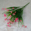 Artificial Water Grass Flower Sun Grass Plastic Small Wrinkle Outdoor Trough Flower Green Plant Fence Decoration Flowers