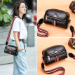Fashionable texture of summer camera bag