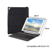 T201 Wireless Keyboard Folio Folding Leather Case Cover Tablet Stand Ergonomic Wireless BT 3.0 for New iPad Pro9.7 Air2 Air