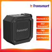 Tronsmart Element Groove (Force Mini) Bluetooth 4.2 Portable Speaker IPX7 Waterproof TWS Stereo Sound Wireless Speaker 24H Playtim