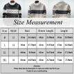 Male Autumn And Winter Brand Sweater Men`S Thickening Casual Pullover Men Jumper Turtleneck Sweater Perfect